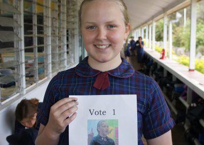 Vote 1 Lydia!