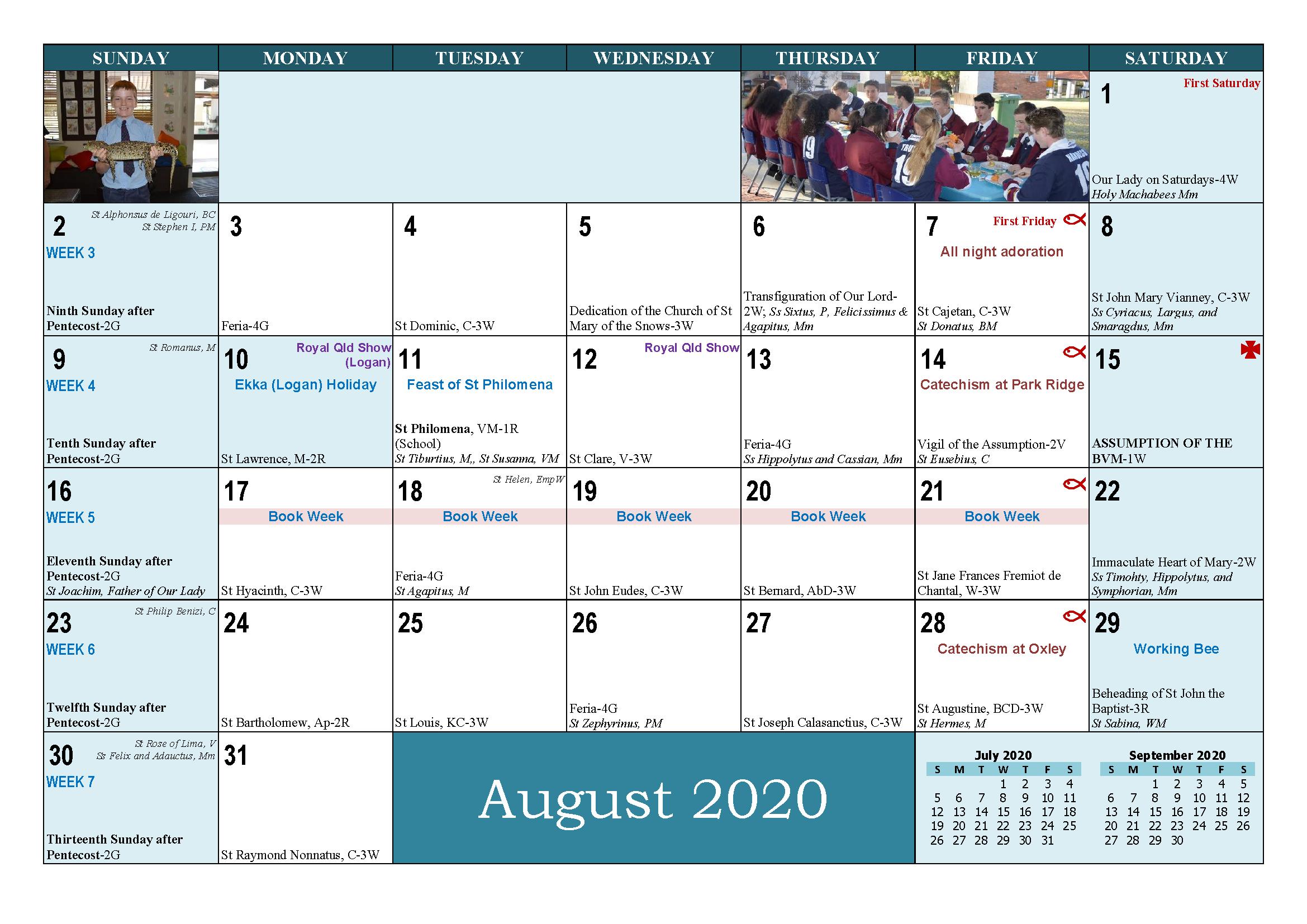 School and Parish Calendar 2020_Page_17